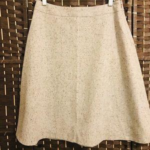 Classic A Line skirt